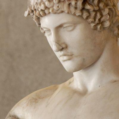Statua Hermes